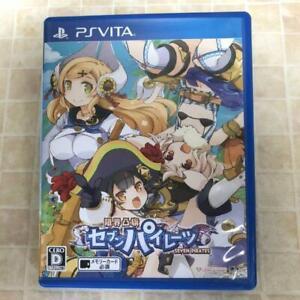 PS Vita Genkai Tokki Seven Pirates Sony PSV Japan Import
