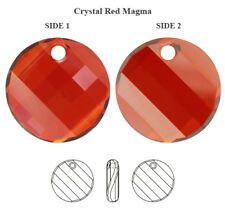 Genuine SWAROVSKI 6621 Twist Crystals Pendants * Many Sizes & Colors