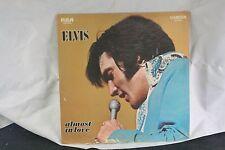 Elvis Almost in love VG++ LP