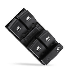 4F0959851F Electric Window Lifter Switch Driver Side For AUDI 2006 2007 A6 C6