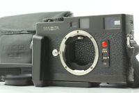 NEAR MINT IN Case Minolta CLE 35mm Rangefinder Film Camera w / Grip From JAPAN