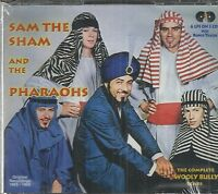 SAM THE SHAM AND THE PHARAOHS  - Complete Wooly Bully Years  3 CD Set BRAND NEW