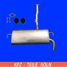 Kia Sportage (Sl) 2.0 CVVT Muffler Exhaust + Assembly Kit