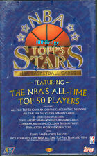 1996-97 TOPPS STARS NBA BASKETBALL HOBBY BOX: TOP 50- MICHAEL JORDAN/CHAMBERLAIN