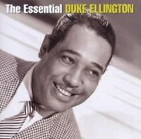 "DUKE ELLINGTON ""THE ESSENTIAL (BEST OF)"" 2 CD NEUWARE"