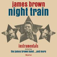 James Brown Night Train Instrumentals Feat James Brown Band 180G Red Vinyl LP