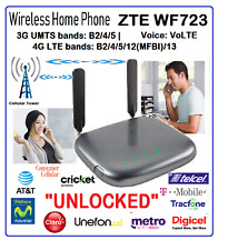 4G Lte VoLte Wireless Home Base Wf723 Unlocked At&T, T Mobile