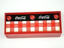 Coca-Cola USA Aimant / Magnet pour Frigo Réfrigérateur Coke - Porteur Coccinelle