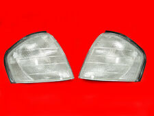 SET OF CLEAR INDICATORS FOR THE MERCEDES C CLASS W202 SALOON & ESTATE