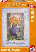 Puzzles et casse-tête jaune en carton, nombre de pièces 1000 - 1999 pièces