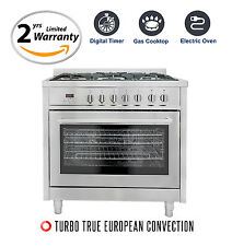 "36"" Dual Fuel Range Gas / Electric by Cosmo **BRAND NEW*."