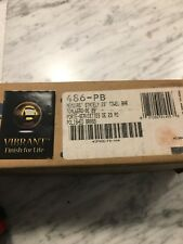 "Kohler K-486-PB Memoirs Stately Polished Brass 24"" Towel Bar"
