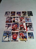 *****Phil Housley*****  Lot of 100+ cards.....50 DIFFERENT / Hockey