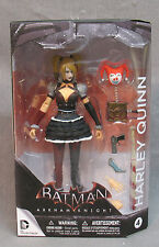 "Batman Arkham Knight Harley Quinn 6 3/4"" Action Figure DC Collectibles Series 1"
