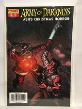 Army of Darkness: Ash's Christmas Horror One-Shot Cover A VF/NM Dynamite Comics