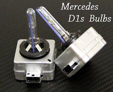Mercedes HID Xenon D1S Replacement Bulbs Lights Headlights 100% OEM Plug n Play