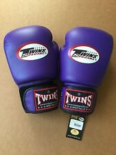 NEW! purple Twins Special Boxing Gloves BGVL3 Purple Training Sparring 14oz