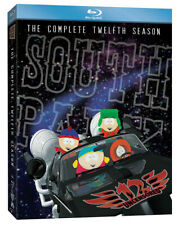 South Park - The Complete (12th) Twelfth Seaso New Blu