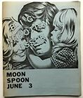 Lee Skirboll, Mark Miller / Moon Spoon June #3 The Nepotism Issue Autumn 1984
