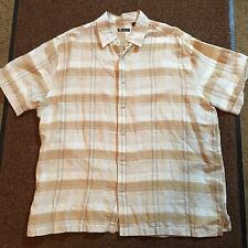 Centro Men's Dress Shirt XL Work Career Office