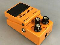 Boss DS1  Distortion guitar effects pedal Vintage