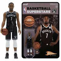 NBA Kevin Durant - Brooklyn Nets - Super7 ReAction Figure