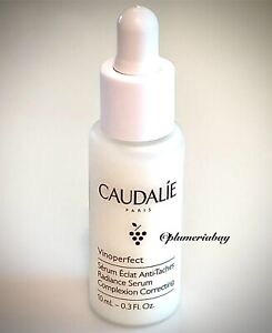 CAUDALIE Vinoperfect Radiance Serum 10mL/ 0.3oz ~ Complexion Correcting ~ 2021