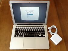 "Apple MacBook Air 13"" A1466 (mid-2012) 8GB 256GB SSD 2.0GHz Intel Core i7 Nice!"