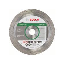 Bosch Diamant-Trennscheibe Best for Ceramic 76 mm für GWS 12 / 10,8-76 V-EC