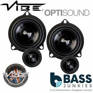 Vibe BMW 3 Series E90/E91/E92/E93 345w Front Door Component Speaker Upgrade Kit