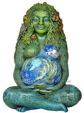 Millennial Gaia - Mother Earth Goddess by Oberon Zell - Moana Goddess Te Fiti