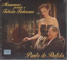 CD - Fabiola Finkmann & Manzanero NEW Punto De Partida FAST SHIPPING !