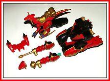 Power Rangers Dinothunder _ Dino Chariot  _ ** Must See **