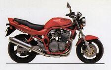 SUZUKI 3 STAGE TOUCH UP PAINT KIT GSF600 / S Bandit 1999 CANDY KORAN ORANGE