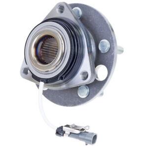 Wheel Bearing and Hub Assembly-4-Wheel ABS Front,Rear FAG 102026