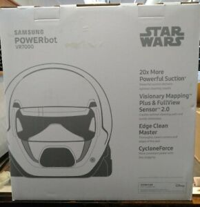 Samsung POWERbot vr7000 Star Wars Limited Edition  Stormtrooper