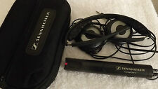 Sennheiser PXC 250 Travel Stereo Headphones Noise Cancelling - Black
