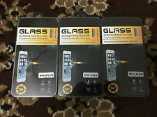Clear Tempered Glass for iphone 6/6S Plus