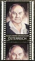 Österreich 2018 Michel Nr 3428 Österreicher in Hollywood Klaus Maria Brandauer