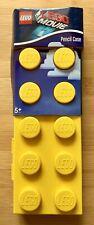 Lego The Lego Movie Yellow Pencil Case