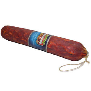 Salami Tipo Napoli 1000g Piccante - Scharfe Italienische Salame chilly