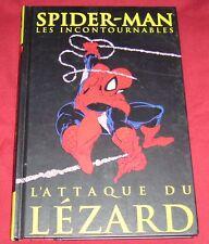 SPIDER-MAN - LES INCONTOURNABLES 2 - L'ATTAQUE DU LEZARD
