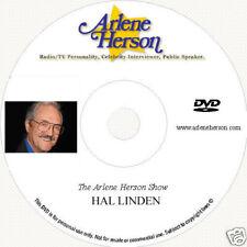 Hal Linden TV Interview  (30 Minutes)  DVD