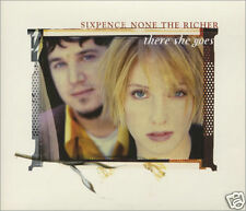 SIXPENCE NONE THE RICHER - There She Goes - Deleted CD