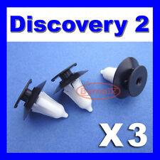 LAND Rover Discovery 2 TD5 Paraurti Posteriore Angolo Trim Clip dyc10031l elementi di fissaggio