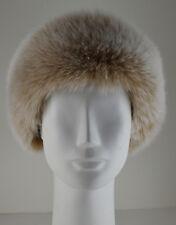 Real Blush Fox Fur Headband New (made in the U.S.A.)