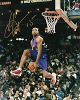 Vince Carter Autographed Signed 8x10 Photo ( Raptors ) REPRINT