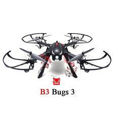 Mjx B3 Bugs 3 Rc Racing Drone - Rtf - Black Two-way 2.4Ghz 4Ch