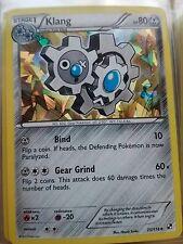 Pokemon KLANG 75/114 Black & White 3-D HOLO (Shattered glass) PROMO MINT!