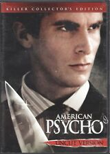 Movie Dvd - American Psycho - Pre-Owned - Lionsgate